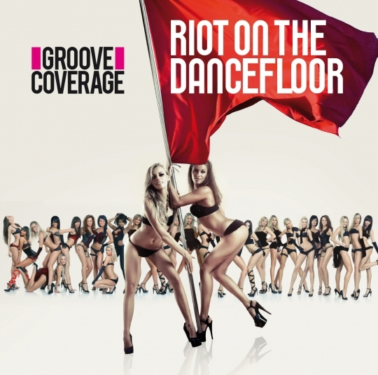 Groove Coverage Riot on the Dancefloor Cover Art
