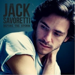 Jack Savoretti Before the Storm cover art