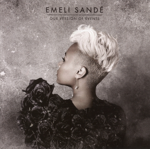 Emeli Sandé Our Version of Events Cover Art