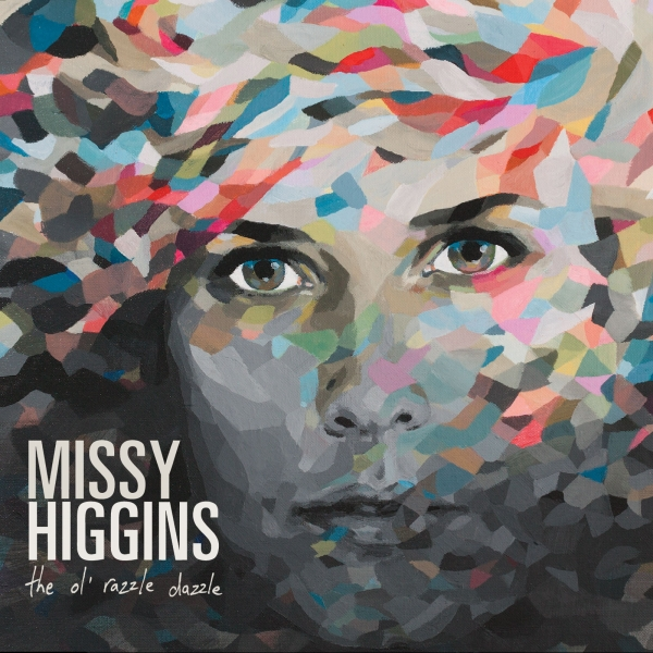 Missy Higgins The Ol' Razzle Dazzle cover art