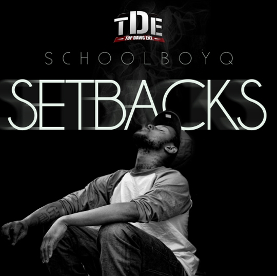 Kendrick Lamar Setbacks cover art