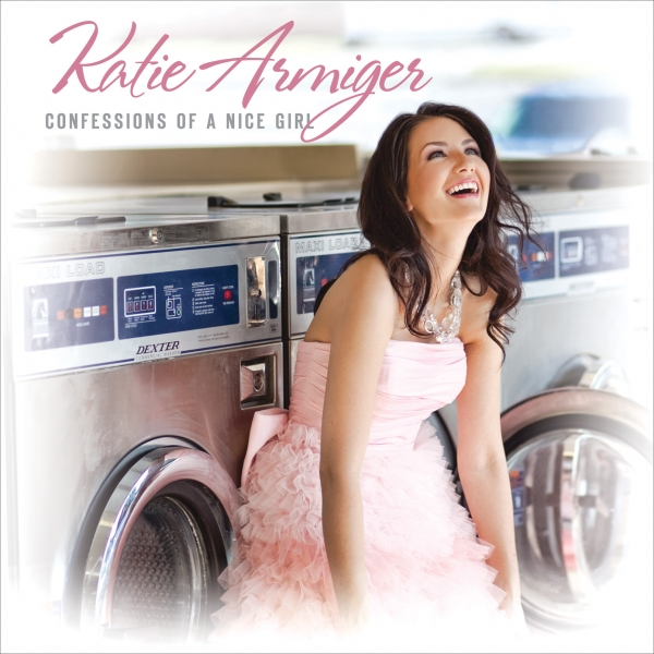 Katie Armiger Confessions of a Nice Girl Cover Art