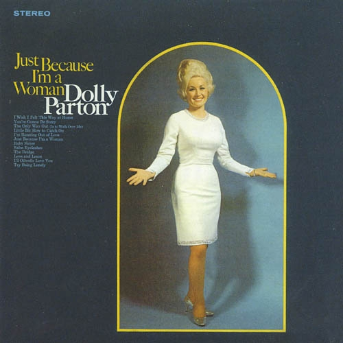 Dolly Parton Just Because I'm a Woman cover art