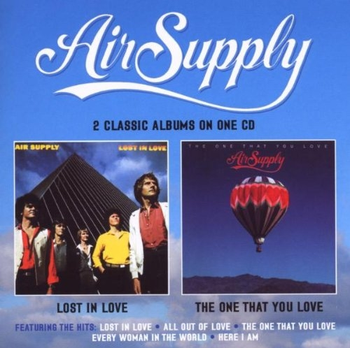 Air Supply Lost in Love / The One That You Love Cover Art