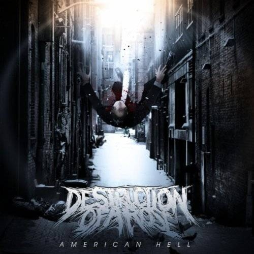 Destruction of a Rose American Hell cover art