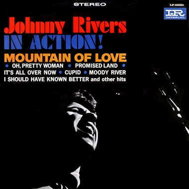 Johnny Rivers In Action! Cover Art