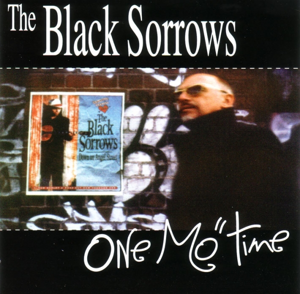 The Black Sorrows One Mo' Time Cover Art