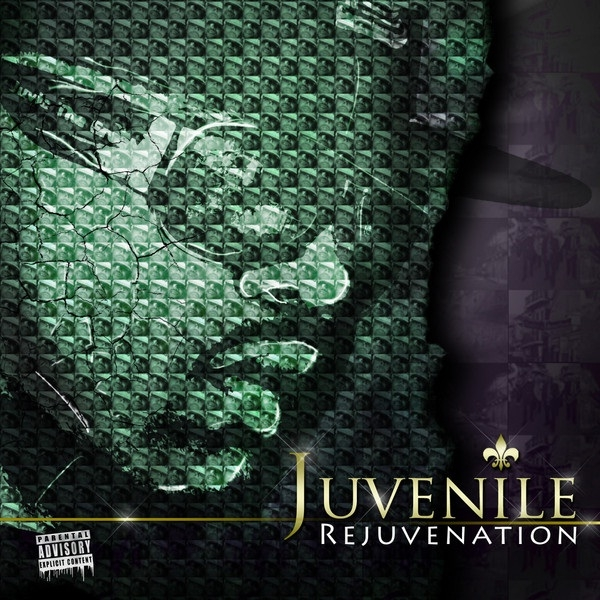 Juvenile Rejuvenation cover art