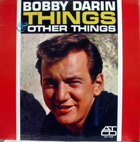 Bobby Darin Things & Other Things cover art