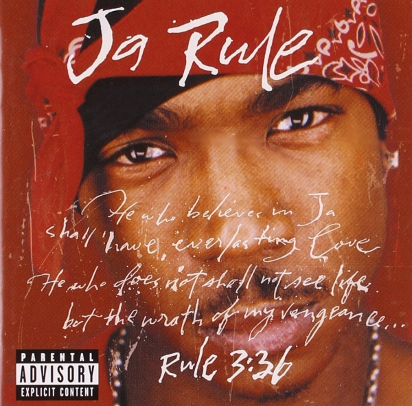 Ja Rule Rule 3:36 Cover Art