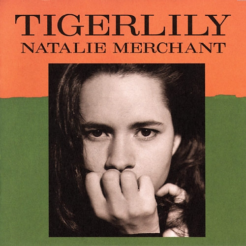Natalie Merchant Tigerlily cover art