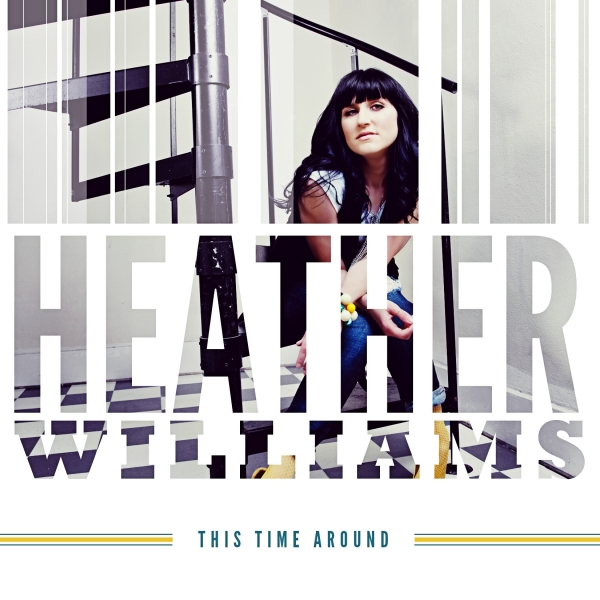 Heather Williams This Time Around cover art