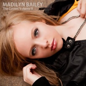 Madilyn Bailey The Covers, Volume 2 cover art