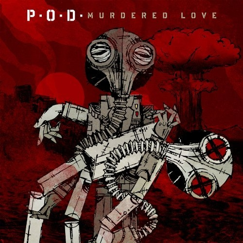 P.O.D. Murdered Love cover art