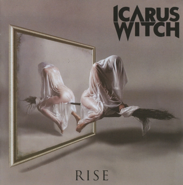 Icarus Witch Rise cover art