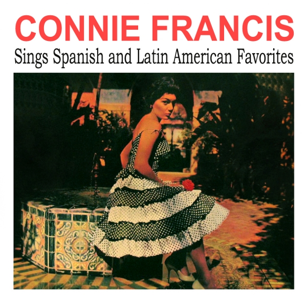 Connie Francis Sings Spanish and Latin American Favorites cover art