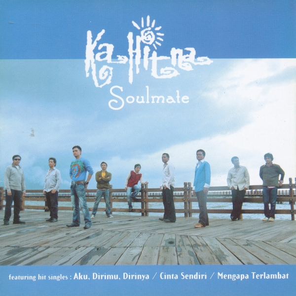 Kahitna Soulmate cover art