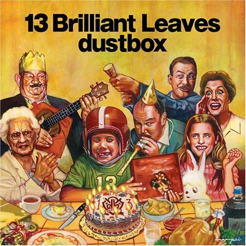 dustbox 13 Brilliant Leaves Cover Art