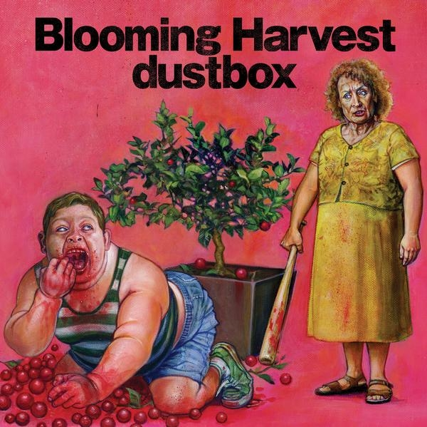 dustbox Blooming Harvest cover art