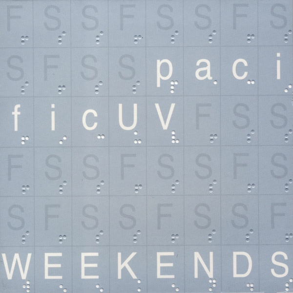 pacificUV Weekends Cover Art
