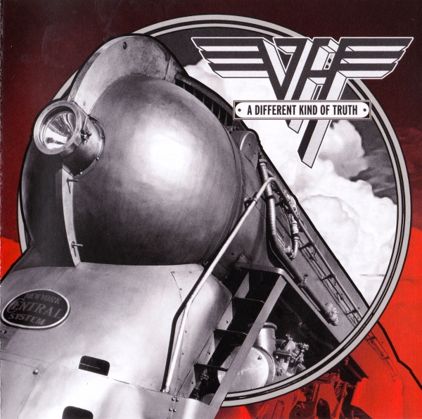 Van Halen A Different Kind of Truth cover art