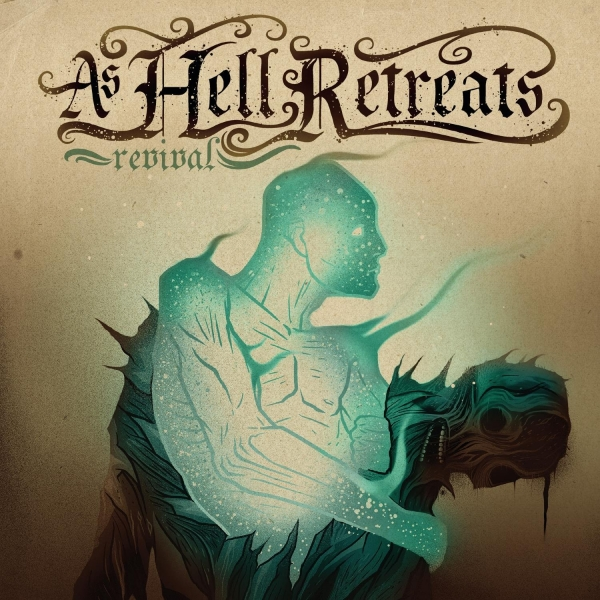 As Hell Retreats Revival cover art