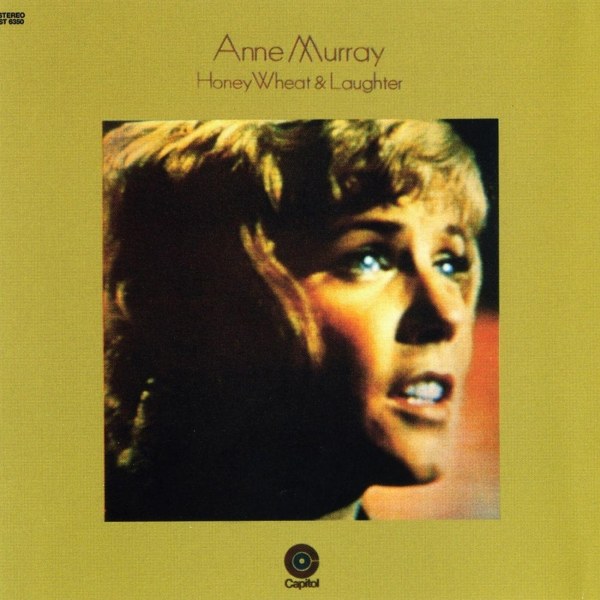 Anne Murray Honey, Wheat & Laughter cover art
