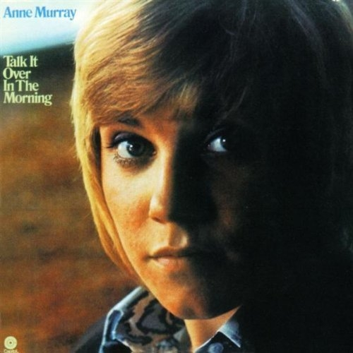 Anne Murray Talk It Over In The Morning cover art