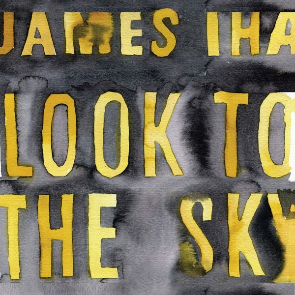 James Iha Look to the Sky cover art
