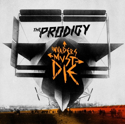 The Prodigy Invaders Must Die cover art