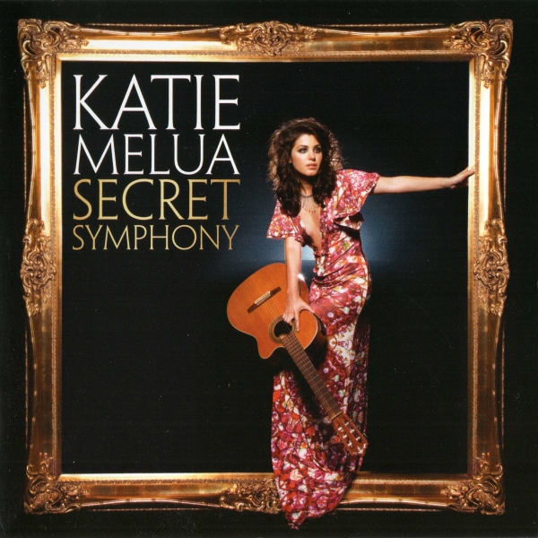 Katie Melua Secret Symphony cover art
