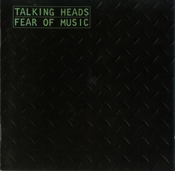 Talking Heads Fear of Music cover art