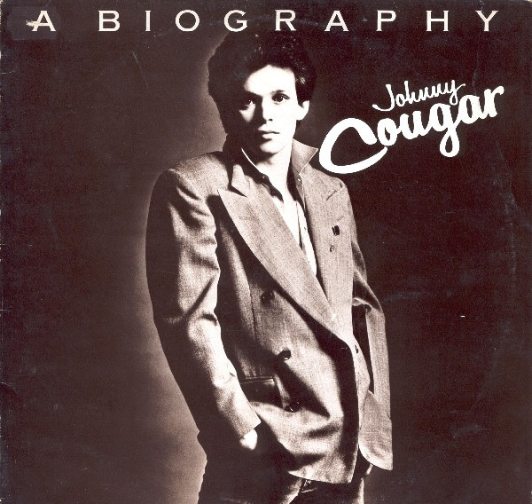 Johnny Cougar A Biography Cover Art