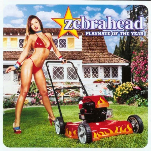 Zebrahead Playmate of the Year cover art