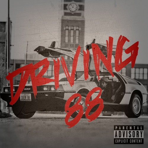 Rockie Fresh Driving 88 cover art