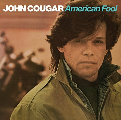 John Mellencamp American Fool cover art