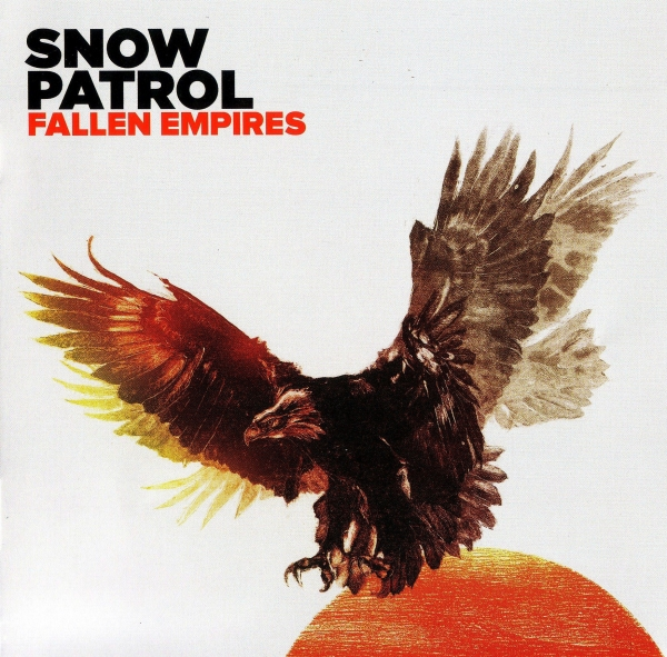 Snow Patrol Fallen Empires cover art