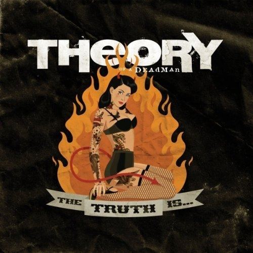 Theory of a Deadman The Truth Is… cover art