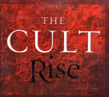 The Cult Rise Cover Art