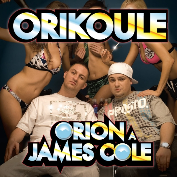 Orion a James Cole Orikoule Cover Art