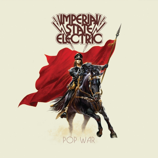 Imperial State Electric Pop War Cover Art