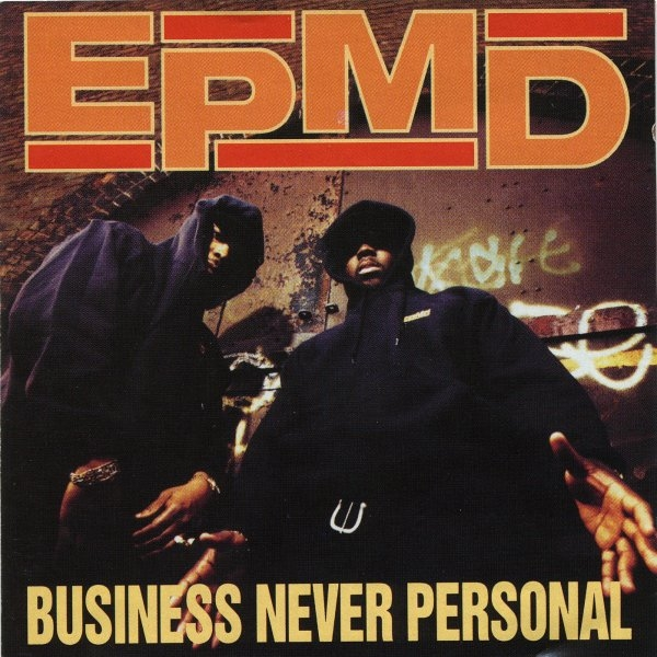 EPMD Business Never Personal cover art