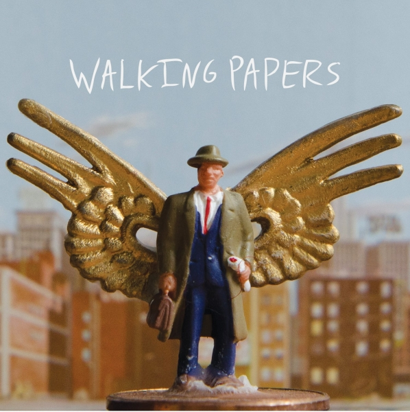 Walking Papers Walking Papers cover art