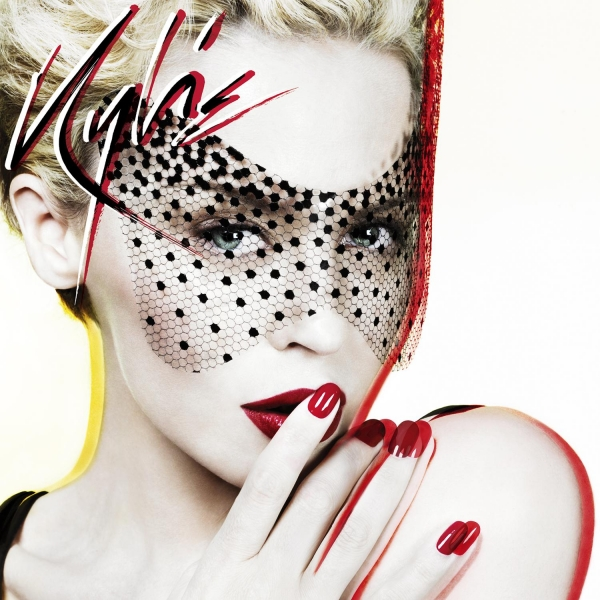 Kylie Minogue X cover art