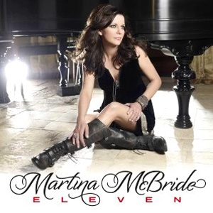 Martina McBride Eleven cover art