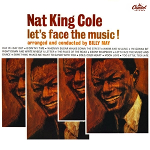 Nat King Cole Let's Face the Music! Cover Art