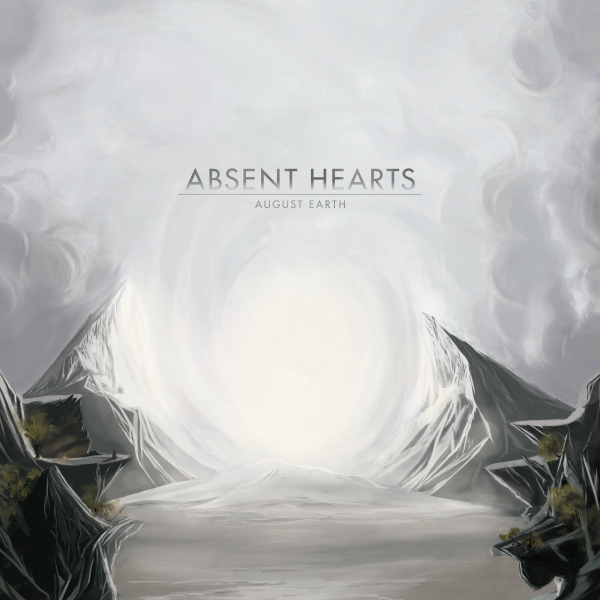 Absent Hearts August Earth Cover Art