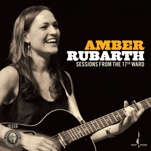Amber Rubarth Sessions from the 17th Ward cover art