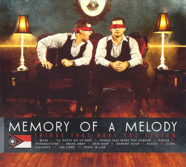 Memory of a Melody Things That Make You Scream cover art