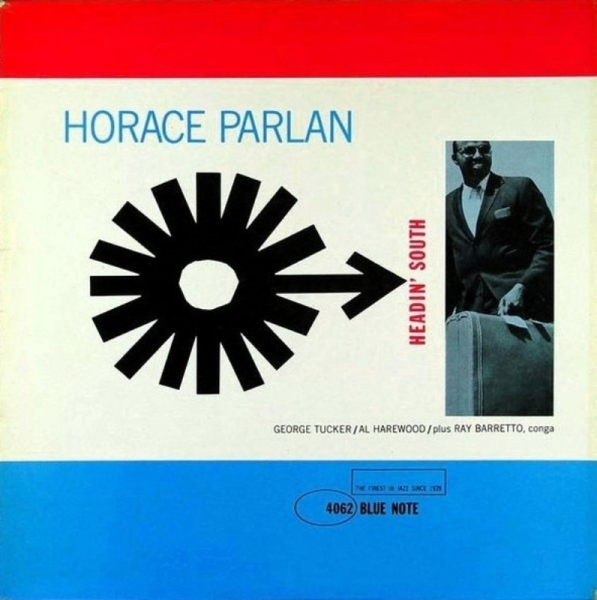 Horace Parlan Headin' South Cover Art